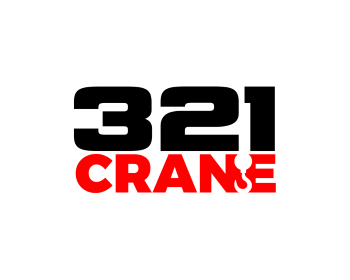 Logo design for 321 crane