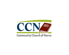 Community Church of Norco logo design