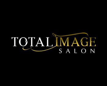 Total Image Salon logo design