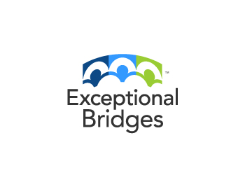 Logo design for Exceptional Bridges