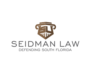 Seidman Law logo design