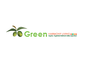 Green Harmony Living logo design