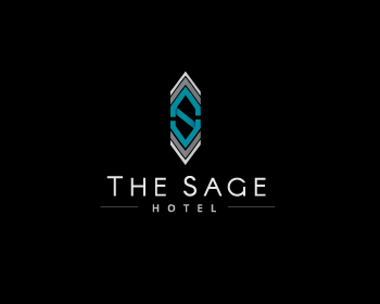 Logo design for The Sage Hotel