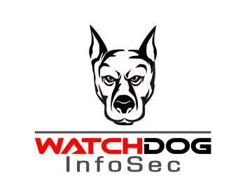 Watchdog InfoSec logo design