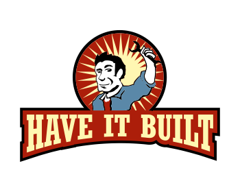 HaveItBuilt logo design
