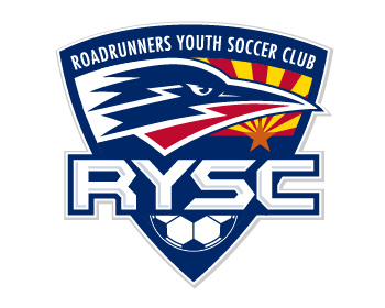 Logo design for Roadrunners Youth Soccer Club