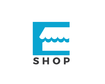 E-Shop Logo logo design