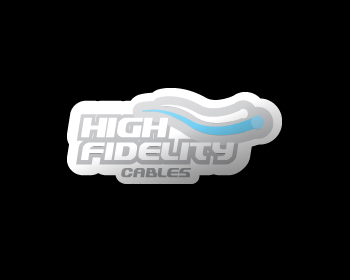 High Fidelity Cables logo design