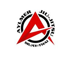 Aylmer Jiu-Jitsu and Muay-Thai logo design