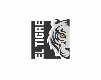 Logo design for El Tigre