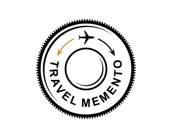 Travel Memento logo design