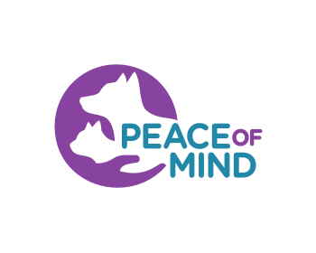 Peace Of Mind logo design