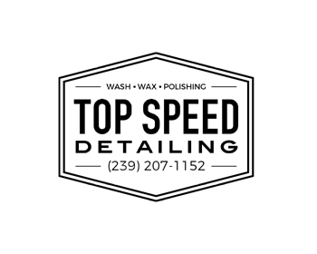 Logo design for Top Speed Detailing
