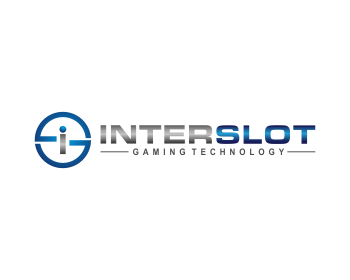 INTERSLOT logo design