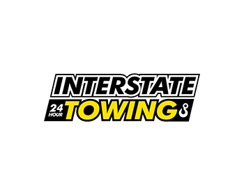 Logo design for Interstate Towing