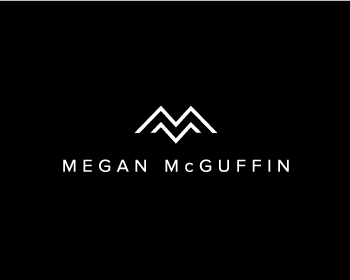 Megan McGuffin logo design