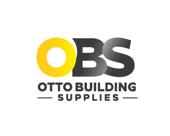 Otto Building Supply logo design
