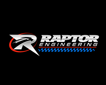 Raptor Engineering logo design