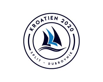 Logo design for Kroatien 2020
