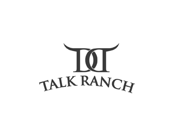 D&D Talk Ranch logo design