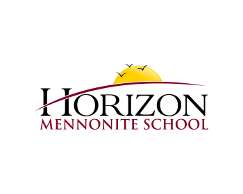 Logo design for Horizon Mennonite School
