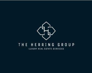 The Herring Group logo design