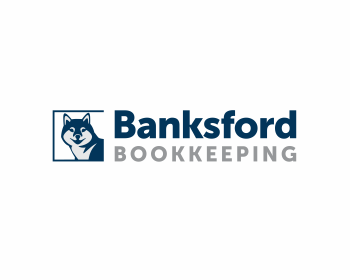 Logo design for Banksford Bookkeeping