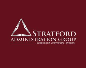 Logo design for stratford administration group inc