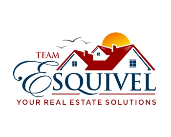 Team Esquivel for Real Estate Masters logo design