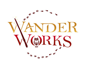 Logo design for Wanderworks
