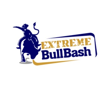 Logo design for Extreme Bull Bash