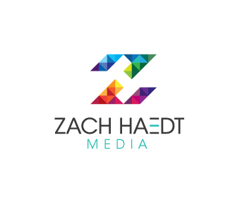 Logo design for Zach Haedt Media
