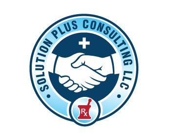 Solution Plus Consulting LLC logo design