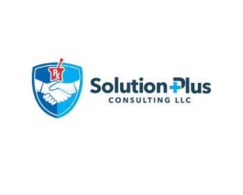 Logo design for Solution Plus Consulting LLC