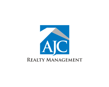 AJC Realty Management logo design