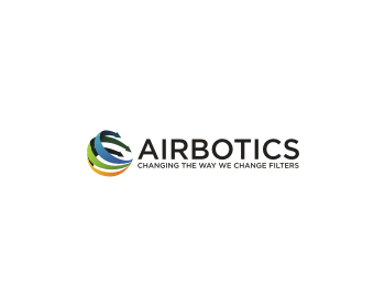 Airbotics logo design