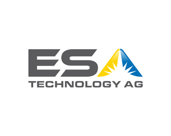 ESA Technology AG logo design