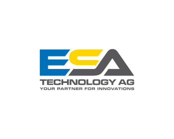 Logo design for ESA Technology AG
