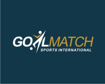 GOALMATCH logo design