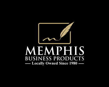 Logo design for Memphis Business Products