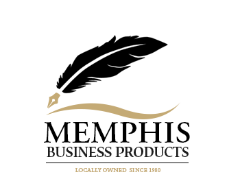 Memphis Business Products logo design