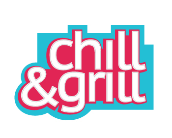 Logo design for Chill & Grill (Or Chill and Grill)