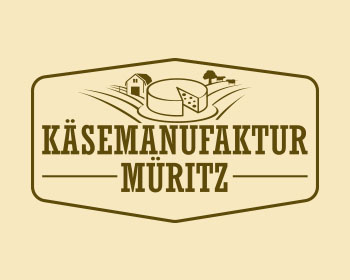 Logo design for Käsemanufaktur Müritz