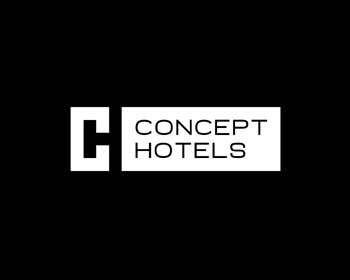 Logo design for Concept Hotels