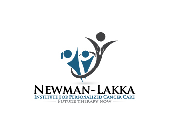 Newman-Lakka Institute for Personalized Cancer Care logo design