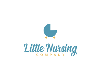 Logo per Little Nursing Company