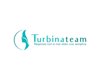 Turbina-team logo design