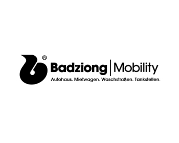 Logo design for Badziong.Mobility.