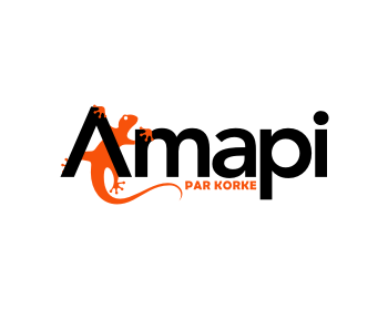 Travel & Hospitality logo design for Amapi