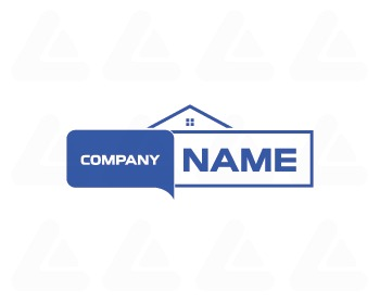 Logo design: realty logo